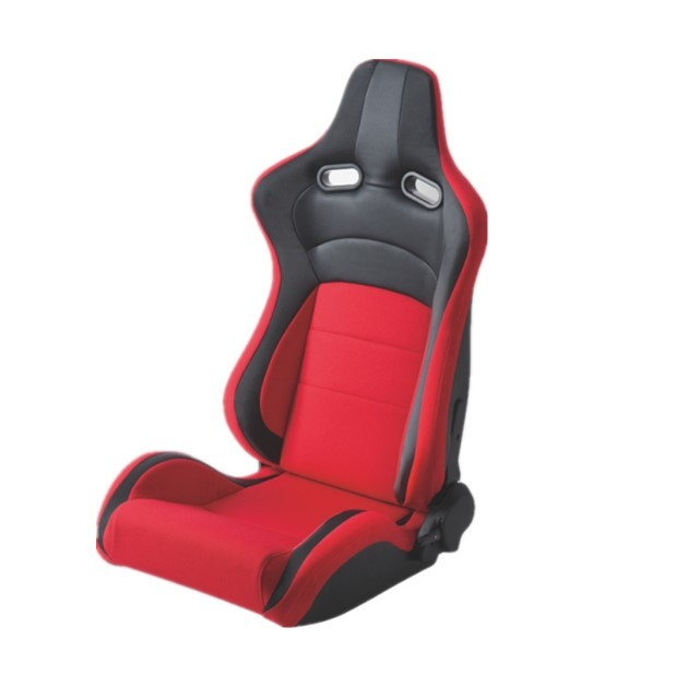 High Performance Sport Racing Seats , Custom Leather Racing Seats For Auto Car